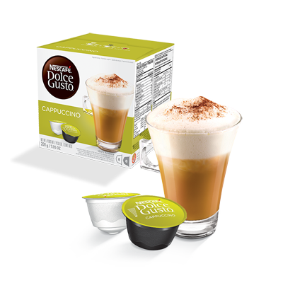 Cappuccino pacote 1,2kg Dolce PCT