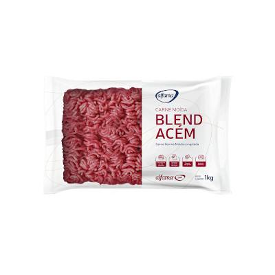 Carne Moída de 2ª congelada por Kg Alfama  KG