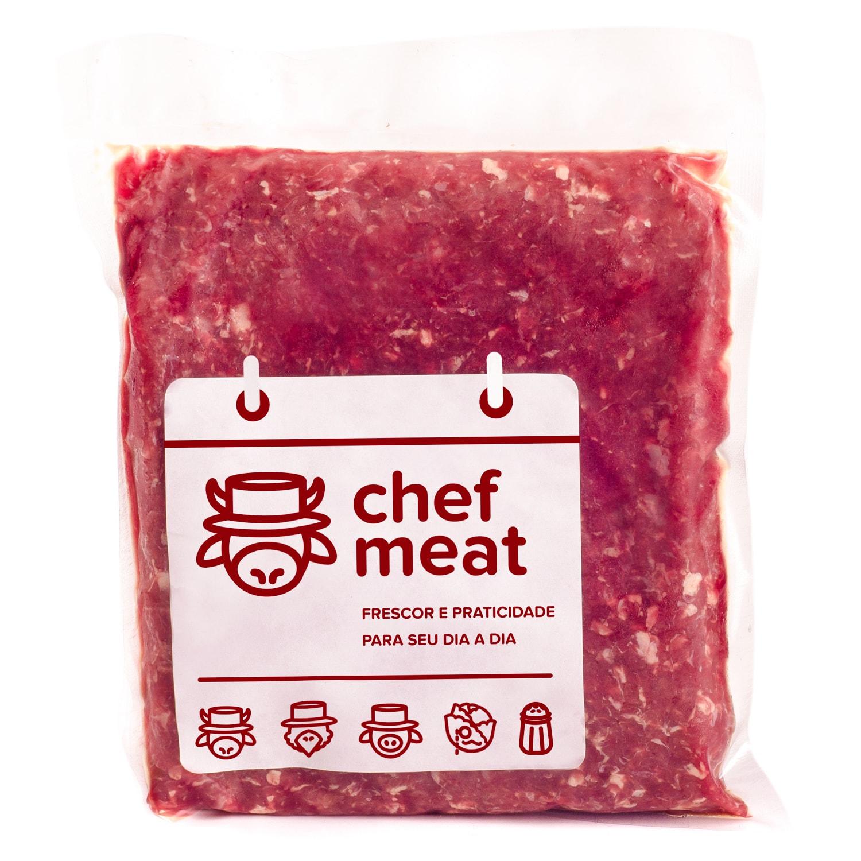 Carne Moída de 2ª resfriada por Kg Chef Meat  KG