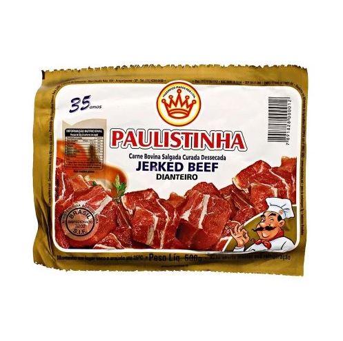 Carne Seca dianteiro por kg Paulistinha  KG