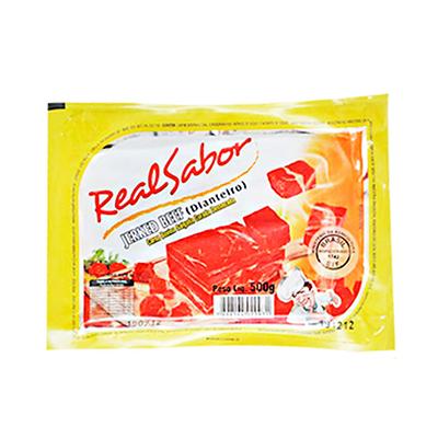 Carne Seca dianteiro por kg Real Sabor  KG