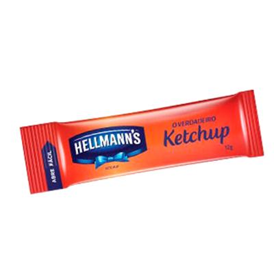Ketchup Stick unidades de 12g Hellmann's em sachês UN