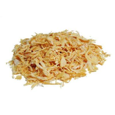 Cebola desidratada em flocos a granel por kg Empório Gênova KG