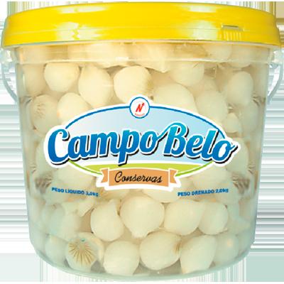 Cebolinha cristal em Conserva 2kg Campo Belo balde BD