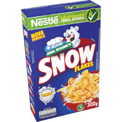 Cereal Matinal cereal integral 300g Nestlé/Snow Flakes caixa PCT