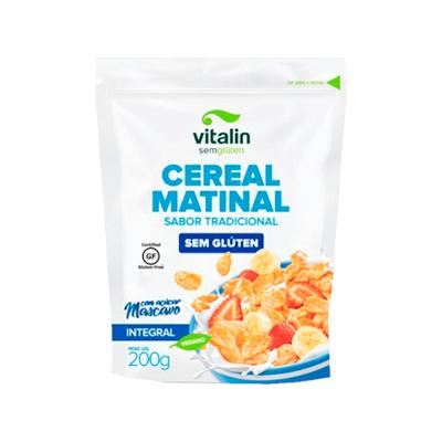 Cereal Matinal tradicional 200g Vitalin  UN