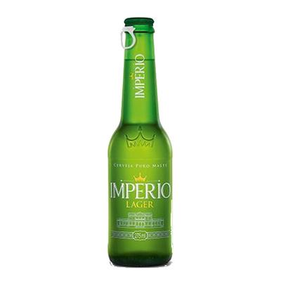 Cerveja Lager 275ml Império long neck UN