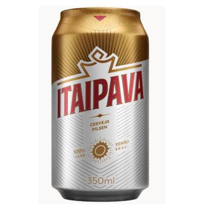 Cerveja  350ml Itaipava lata UN