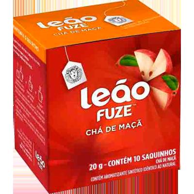 Chá de Maçã 20g (10 sachês) Leão caixa CX