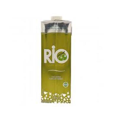 Chá verde com uva verde 1Litro Rio Tetra Pak UN