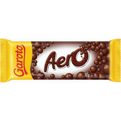 Chocolate Aero 101g Garoto  UN