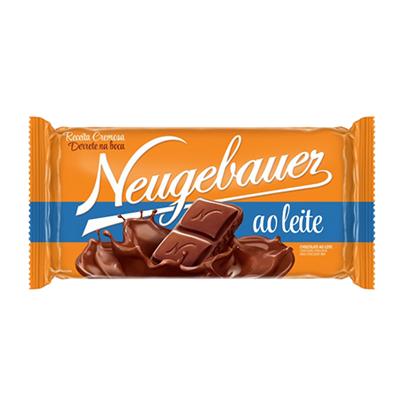 Chocolate ao leite 130g Neugebauer  UN
