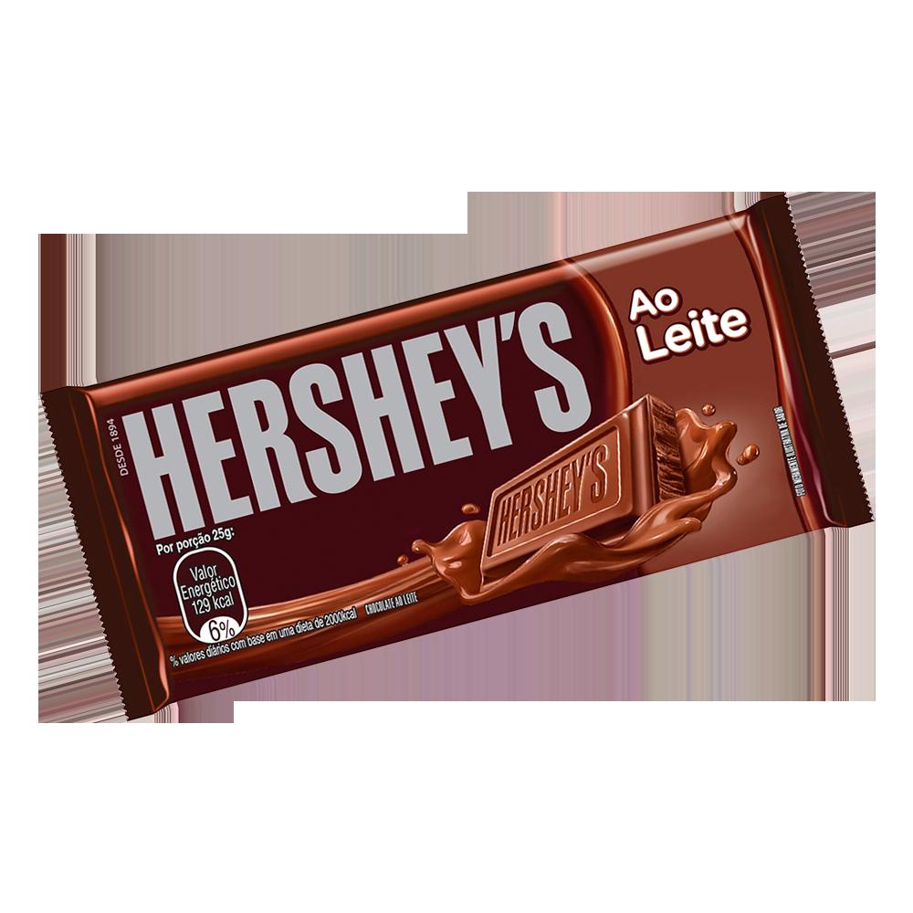 Chocolate ao leite 92g Hershey's  UN