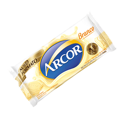 Chocolate branco 120g Arcor UN