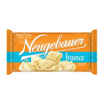 Chocolate branco 130g Neugebauer  UN