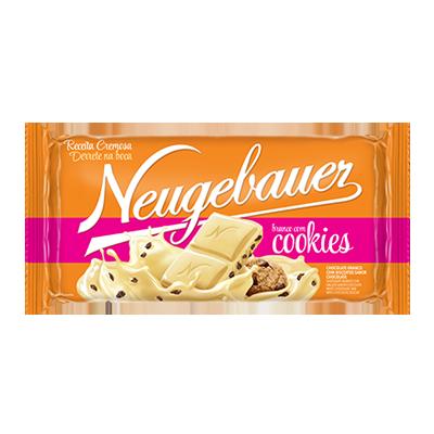 Chocolate com cookies 130g Neugebauer UN