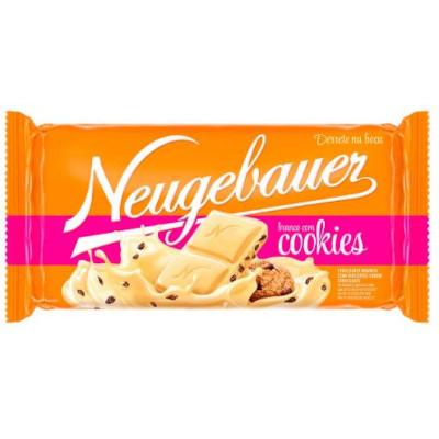 Chocolate com cookies 90g Neugebauer  UN