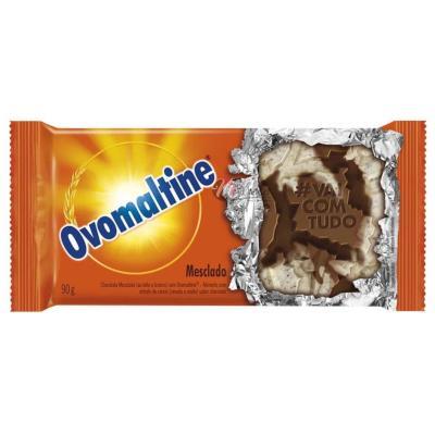Chocolate mesclado 90g Ovomaltine  UN