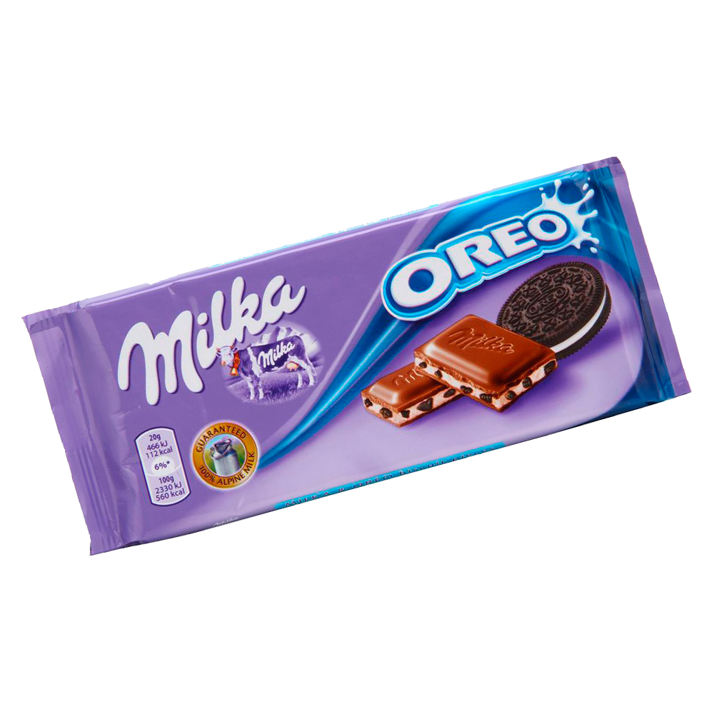 Chocolate Oreo 100g Milka  UN