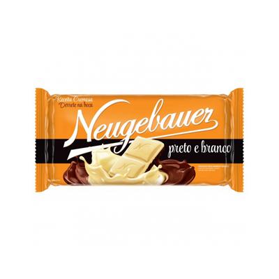 Chocolate Preto e Branco 100g Neugebauer  UN