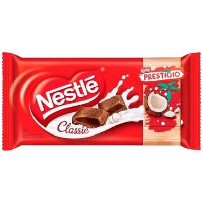 Chocolate recheado com coco 90g Nestlé/Prestígio unidade UN