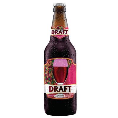 Chopp de vinho garrafa 600ml Draft UN