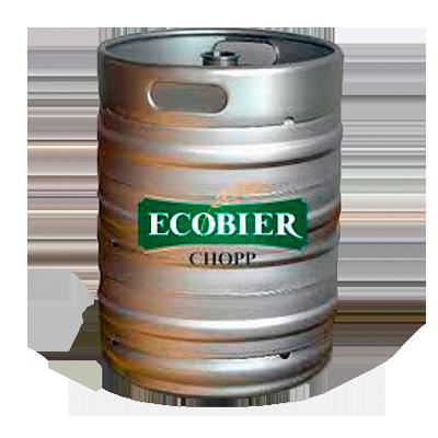 Chopp pilsen 30Litros Ecobier barril LT