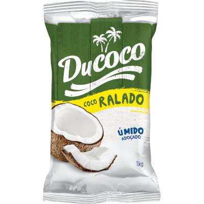 Coco Ralado  1kg Ducoco pacote PCT