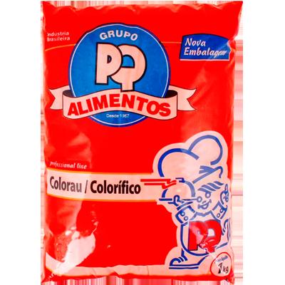Colorau/Colorífico  1kg PQ Alimentos pacote PCT