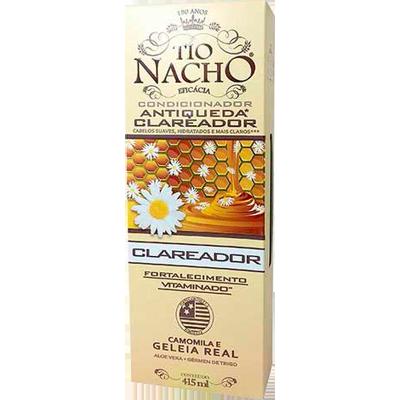 Condicionador anti queda 415 ml Tio Nacho UN