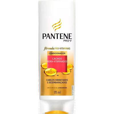 Condicionador cachos hidra-vitaminados 175ml Pantene UN