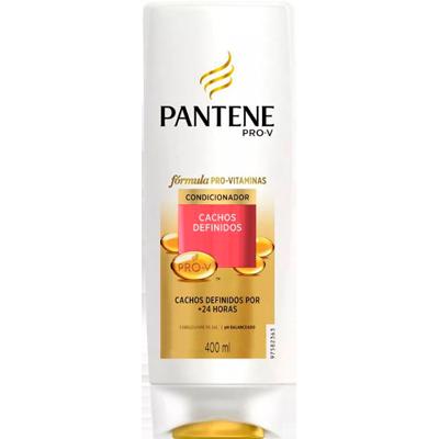 Condicionador cachos hidra-vitaminados 400ml Pantene  UN