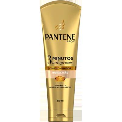 Condicionador hidratação 170ml Pantene/3 Minutos Milagrosos  UN