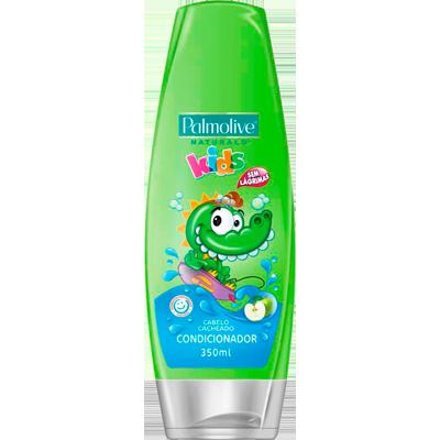 Condicionador infantil cabelos cacheados 350ml Palmolive Kids  UN