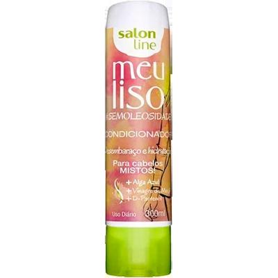 Condicionador progressiva 300ml Meu Liso/Salon Line  UN
