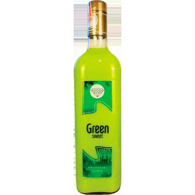 Coquetel sabor green 920ml Sweet garrafa UN