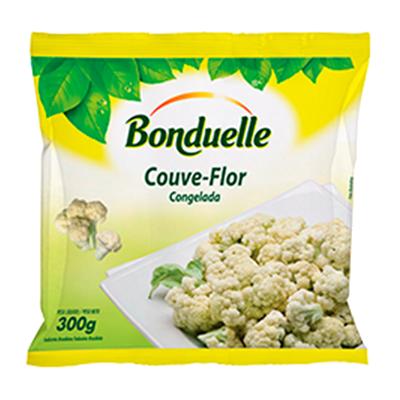 Couve-Flor congelada 300g Bonduelle pacote PCT