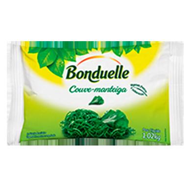 Couve Manteiga congelada pacote por Kg Bonduelle KG