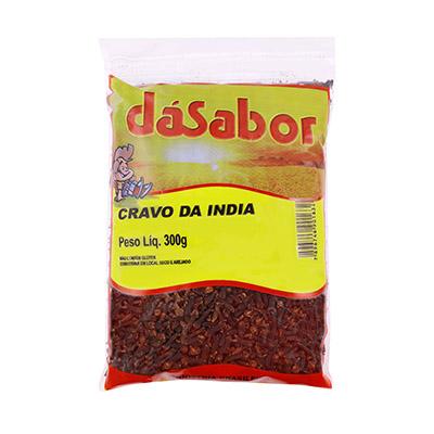Cravo da Índia pacote 300g DáSabor PCT