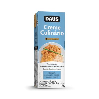 Creme Culinário  1kg Ourolac Tetra Pak UN