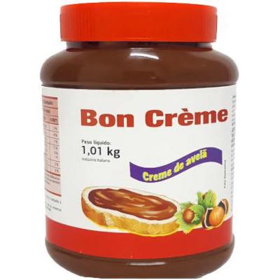 Creme de Avelã  1kg Bon Creme pote POTE