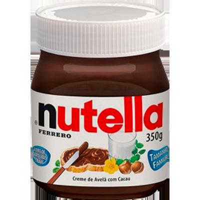 Creme de Avelã  350g Nutella pote POTE