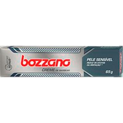 Creme de Barbear Pele Sensível 65g Bozzano  UN