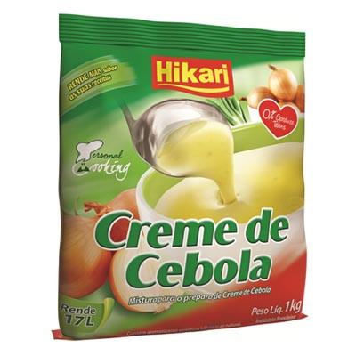 Creme de Cebola pacote 1kg Hikari PCT