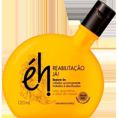 Creme de Pentear cabelos danificados 120g EH  UN