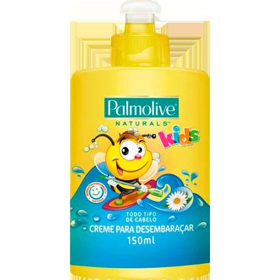 Creme de Pentear todos tipos de cabelo 150ml Palmolive Kids  UN