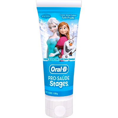 Creme Dental tradicional frozen 100g Oral-B  UN