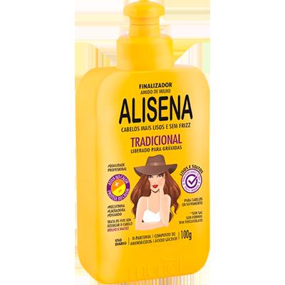 Creme Finalizador Alisena 100ml Alisena  UN