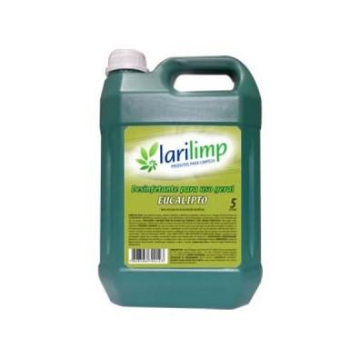 Desinfetante eucalipto 5Litros Larilimp galão GL