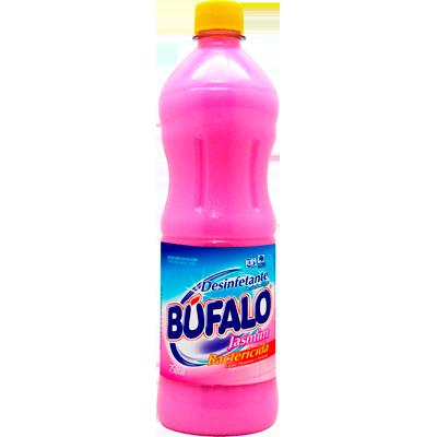 Desinfetante jasmim 750ml Bufalo frasco FR